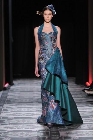 2015春夏高级定制[Laurence Xu]巴黎时装发布会