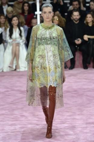 2015春夏高级定制[Christian Dior]巴黎时装发布会