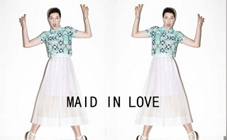 Maid in Love SPRING-SUMMER 2014