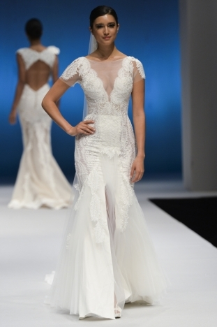 2015秋冬婚紗[Pallas Couture]紐約時裝發布會
