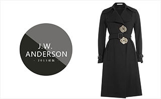J.w. Anderson - 2015初秋