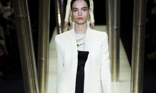 2015春夏高级定制[Giorgio Armani]米兰时装发布会