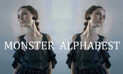 Monster Alphabets - 2016早春