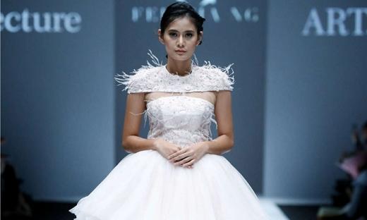 2017春夏婚紗[Felicia Ng]雅加達時裝發布會