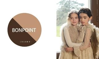 Bonpoint - 活力少女(2016秋冬)