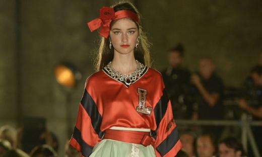 2017秋冬高定[Dolce & Gabbana]西西里時裝發布會