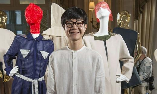 2017春夏高级定制[Liu Chao]巴黎时装发布会