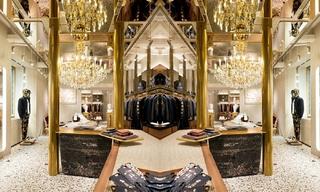 老邦德街Dolce & Gabbana旗艦店&羅馬via Condotti大街Dolce & Gabbana精品店