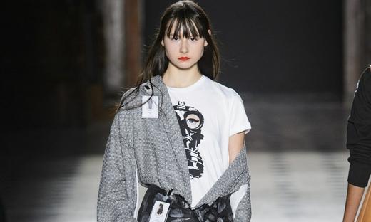 2018春夏高级定制[A.F.Vandevorst]巴黎时装发布会