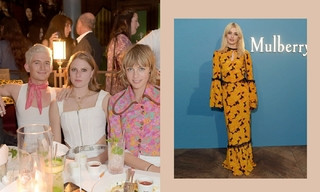 Mulberry Supper Club&Ralph Lauren fragrance launch party