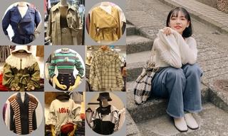 【韩国东大门】卫衣|机车夹克|温暖毛领