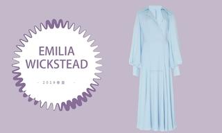 Emilia Wickstead - 工作中的女孩(2019春夏预售款)