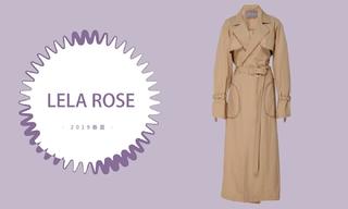 Lela Rose - 美式怀旧理念(2019春夏 预售款)
