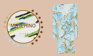 Moschino - 对80's时装的歌颂(2019春夏预售款)