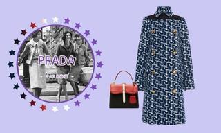 Prada - 关于自由、解放和幻想的愿景(2019春夏 预售款)