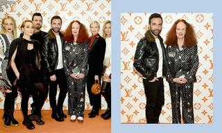 Louis Vuitton X Grace Coddington联名系列活动