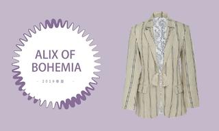 Alix Of Bohemia - 民族的故事(2019春夏预售款)