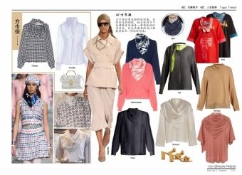 2020春夏 上衣趋势 - 关键细节