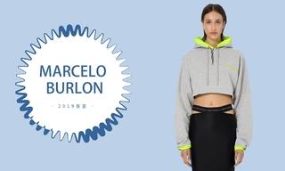 Marcelo Burlon - 奇妙的契合 (2019春夏)