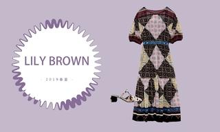 Lily Brown - 探索非洲地带(2019春夏)