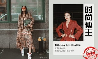 复古女性—Dylana Lim Suarez