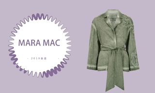 Mara Mac - 未来主义风格(2019春夏)