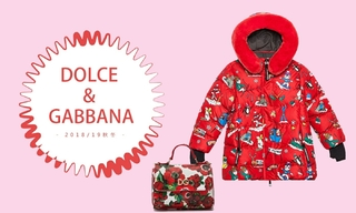 Dolce & Gabbana-繁花盛开(2018/19秋冬)