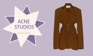 Acne Studios - 年轻一代(2019/20秋冬预售款)