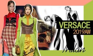 Versace:与摇滚乐一起致敬90S(2019秋冬)