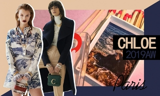 Chloe:复刻70S的浪漫女性(2019秋冬)