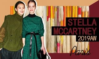 Stella McCartney:可持续发展的素食主义者(2019秋冬)