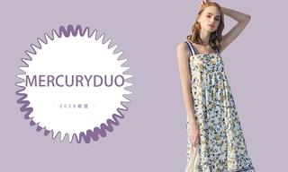 Mercuryduo - 被静置的时光(2019春夏)