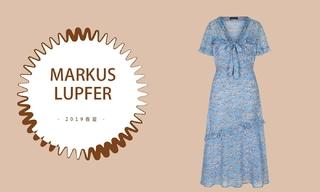 Markus Lupfer - 浪漫的沙滩装 (2019春夏)