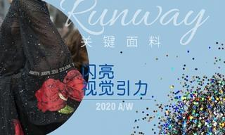 2020秋冬面料:閃亮視覺光澤