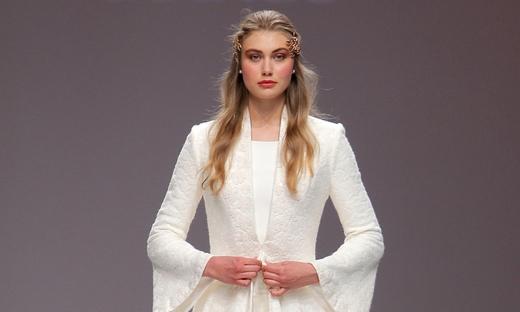 2020春夏婚紗[Maria Salas]巴塞羅那時裝發布會
