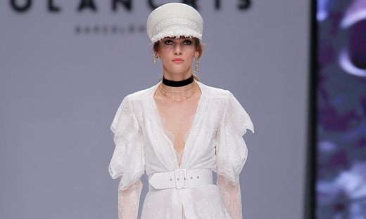 2020春夏婚紗[Yolancris]巴塞羅那時裝發布會