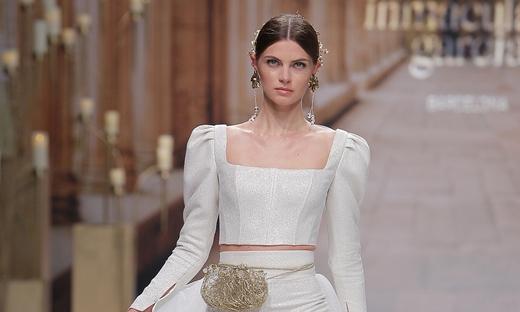 2020春夏婚紗[Inmaculada Garcia]巴塞羅那時裝發布會