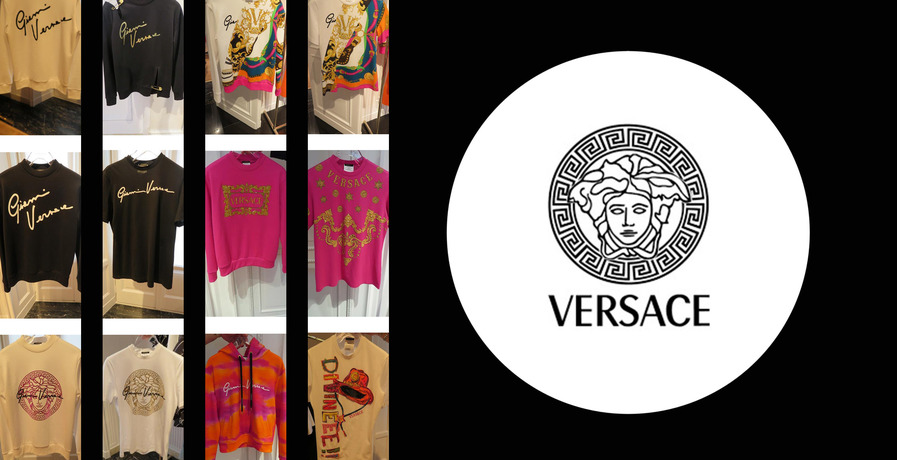 Gianni Versace - 2020春夏订货会 - 2020春夏订货会