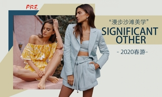 Significant Other - 漫步沙灘美學(2020春游 預售款)