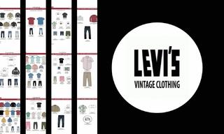 Levi's  - 2020春夏訂貨會(8.13) - 2020春夏訂貨會