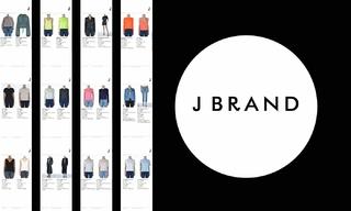 J Brand - 2020春夏订货会(9.6) - 2020春夏订货会