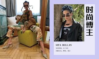 造型更新—Sita Bellan
