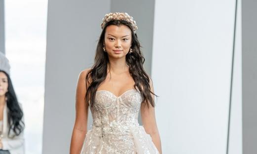 2020秋冬婚纱[Berta]纽约时装发布会