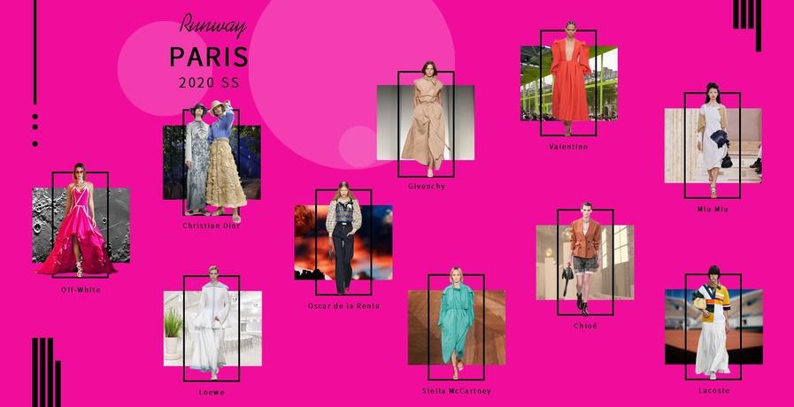 巴黎:品牌推薦(2020春夏)