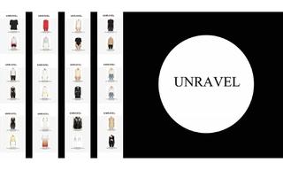 Unravel - 2020春夏订货会(10.10) - 2020春夏订货会
