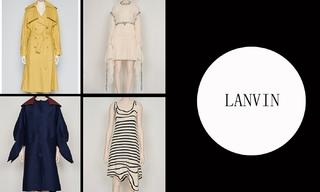 Lanvin - 2020春夏订货会(10.12) - 2020春夏订货会
