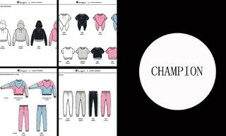Champion - 2020春夏訂貨會(10.29) - 2020春夏訂貨會