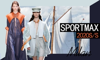 Sportmax:日曬海濱之旅(2020春夏)