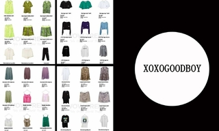 Xoxogoodboy - 2020春夏訂貨會(11.5) - 2020春夏訂貨會