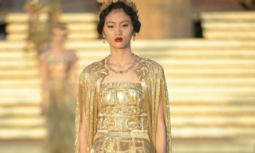 2019秋冬高级定制[Dolce & Gabbana]西西里时装发布会